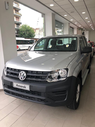 Volkswagen Amarok Trendline 2021 4x2 0km Cd 140cv Nueva Fff