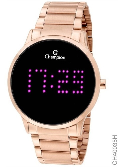 Relógio Champion Digital Led Feminino Ch40035h