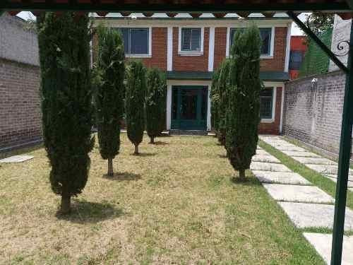 Casa En Venta, Chalco Lista Para Habitar