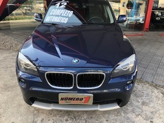 Bmw X1 2012 2.0 Sdrive20i 5p