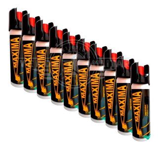 Potente Gas Pimienta Lacrimogeno 90 Gramos Defensa Personal Evita Robos Secuestros Delincuencia Acoso Spray Paralizador
