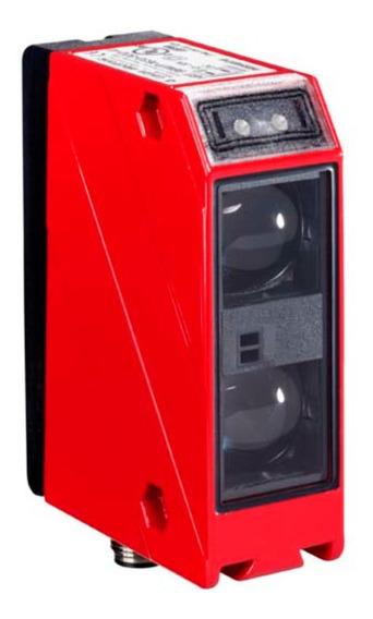 Sensor Óptico Led Vermelho Com Plug