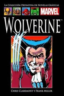 Marvel Salvat Vol.09 - Wolverine - Nuevo Sellado