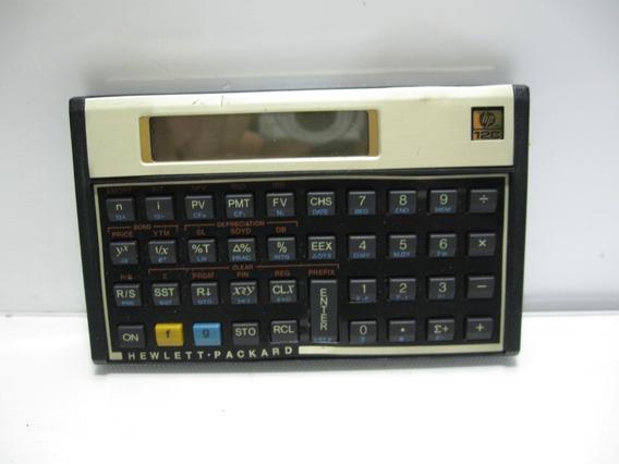 No Estado Calculadora Hp 12c