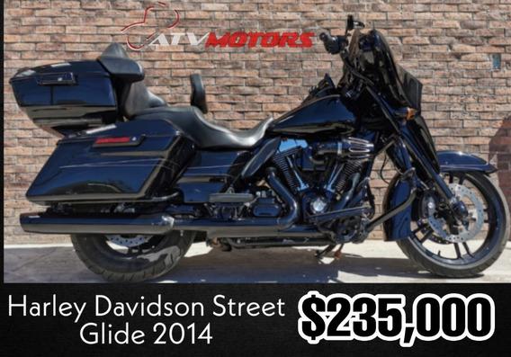 Harley Davidson Street Glide 2014