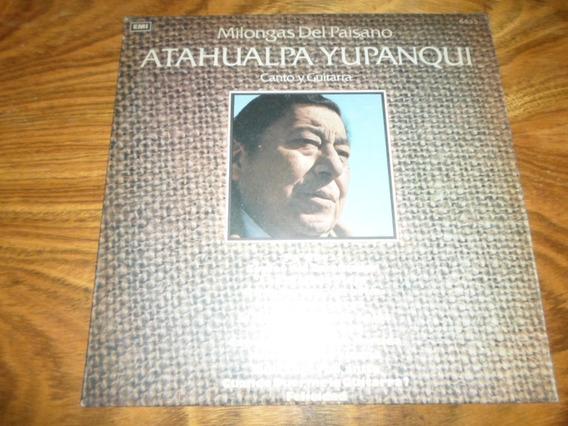 Atahualpa Yupanqui - Milongas Del Paisano * Disco De Vinilo