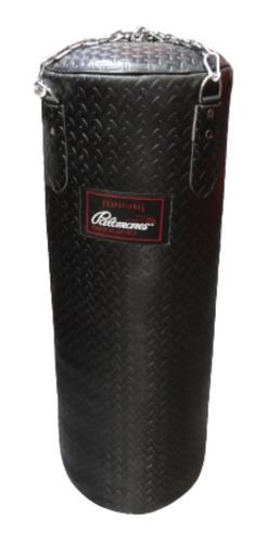Costal De Box Vinil Grande Black Palomares Genuino Uso Rudo