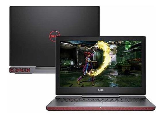 Notebook Dell Gamer I157567a20p I7 8gb 1tb 1050ti