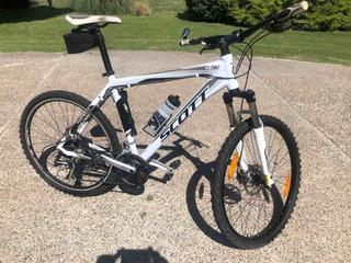 Bicicleta Scott Modelo Alloy 6061 Rodado 26
