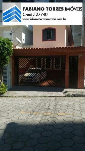 Sobrado Para Venda Em São Bernardo Do Campo, Jardim Do Mar, 3 Dormitórios, 1 Suíte, 1 Banheiro, 2 Vagas - 1426_2-596801