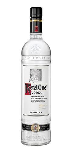 Imagen 1 de 1 de Vodka Ketel One - 750 Ml
