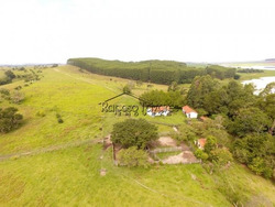 Fazenda Para Pecuária Com 1km De Represa Paranapanema/1812