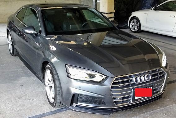 Audi A5 2.0 Coupe Quattro S-line 252hp Unico Dueño