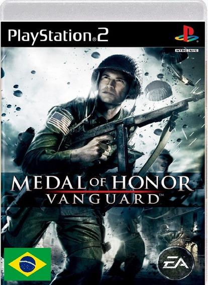 Medal Of Honor Vanguard Legendado - Ps2