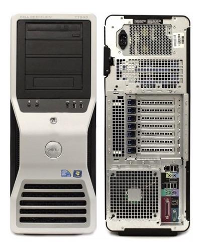 Cpu Dell/2 Quad Core L5630/8 Nucleos 16 Threads/8gb/ssd 120