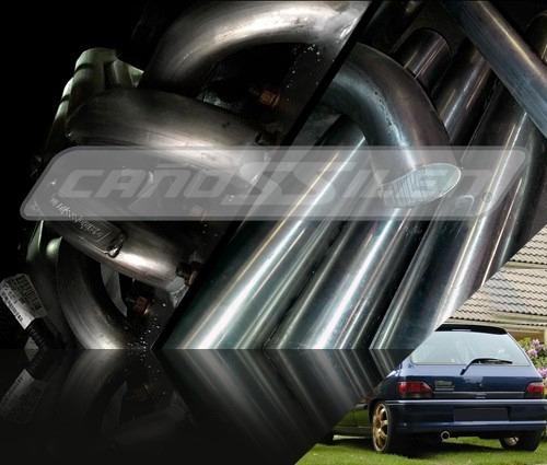 Renault Clio 1.6 16v Cañossilen Equipo Completo Inox