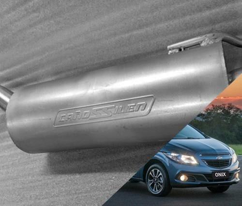 Chevrolet Aveo / Onix / Sonic - Cañossilen - Equipo Completo (colocado)