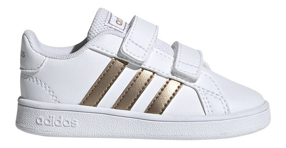 Zapatillas adidas Moda Grand Court I Bebe Bl/br