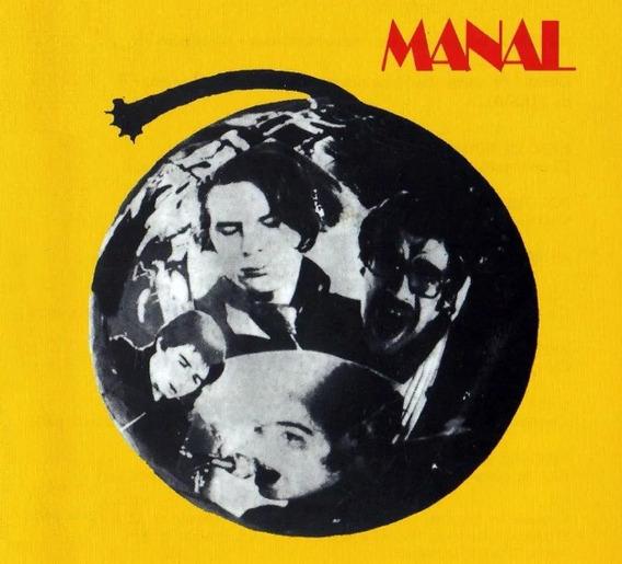 Manal Manal Mandioca Vinilo Nuevo Lp Album Re 2016