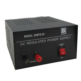 Dc Regulated Power Supply 13,8v Ca-25a