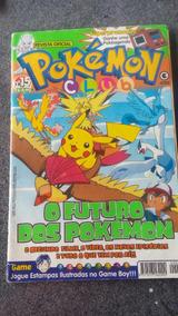 Revista Oficial Pokemon Club 15 Coleçao Colecionador #vm