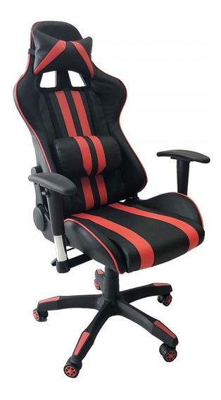 Cadeira Gamer Em Aço Travel Max Um519pt