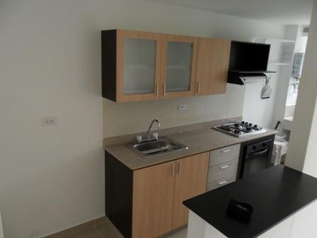 Imagen 1 de 11 de Venta De Apartamento En Loma Bernal