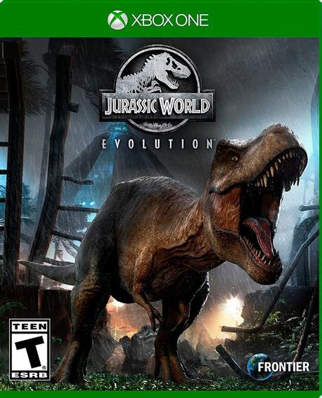 Jurassic World Evolution 4k Ultra Hd Xbox One (d3 Gamers)