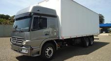 Mb 2425 Atego Bau 2012 Truck