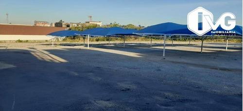 Terreno Para Alugar, 11000 M² Por R$ 60.000,00/mês - Parque Industrial Do Jardim São Geraldo - Guarulhos/sp - Te0244