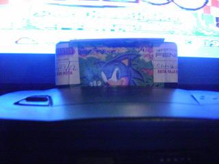 Sega Genesis 3 Usada Funcionando Con Trafo Sin Jostik
