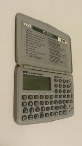 Tce C802 2kb - Agenda Eletronica Antiga