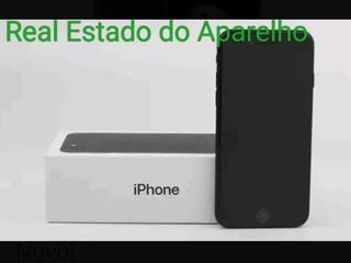 iPhone 7 Em Estado De Novo Sem Marca De Uso E Sem Arranhão.