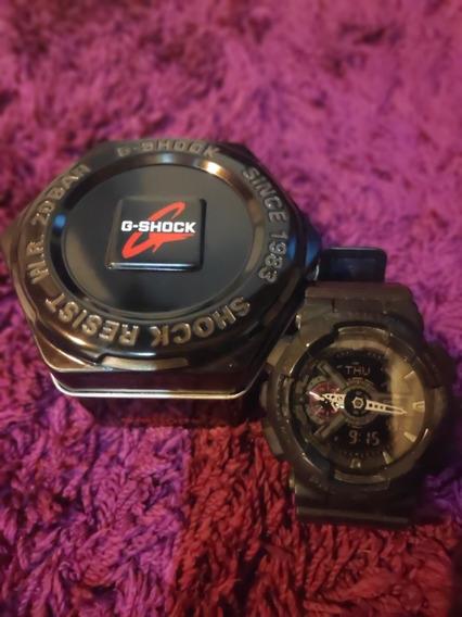 Relógio Casio G-shock Ga 110 Mb All Black