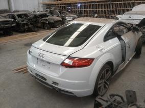Sucata Audi Tt 2.0 Tfsi 230cv