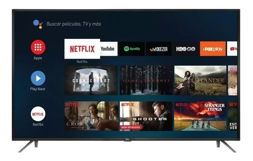 Smart Tv 55 4k Rca X55andtv Uhd Android Youtube Netflix Cuot