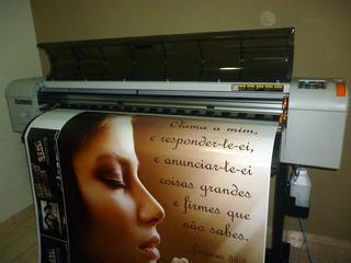 Plotter Impressora Mutoh Vj 1324 - Eco Solvente