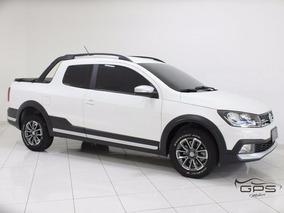 Volkswagen Saveiro Cross Cd 1.6 Msi Total Flex
