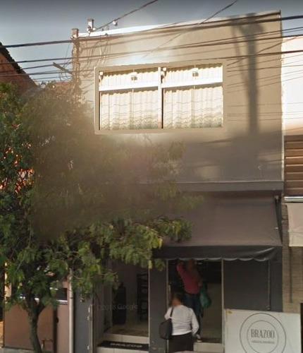 Sobrado Com 1 Dormitório À Venda, 70 M² Por R$ 700.000,00 - Mooca - São Paulo/sp - So1729