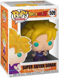 Funko Pop Dragon Ball Z 509 Super Saiyan Goku Magic4ever