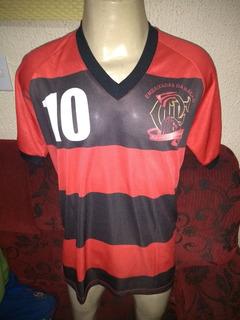 Camisa Embaixadas Da Nação Flamengo