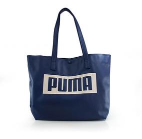 Bolsa Puma Marinho Large Shopper - Feminina - Way Tenis