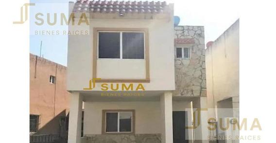 Renta De Casa Residencial En Fracc. Floresta, Altamira.