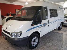 Ford Transit (( Unico Dueño ))