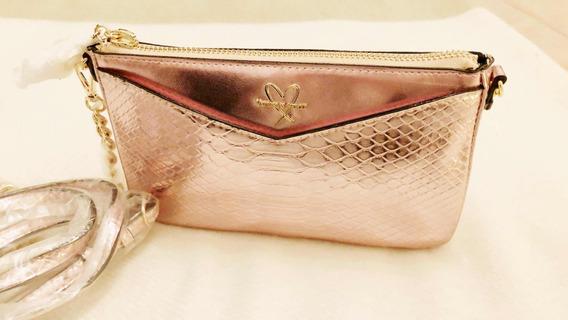 Victoria Secret - Cartera - Rosa Metalico