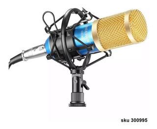 Microfono Condensador Neewer Nw-800 Profesional +soporte W01
