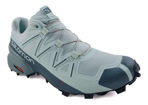 Zapatillas Salomon Speedcross 5 Verde 409209 Dep