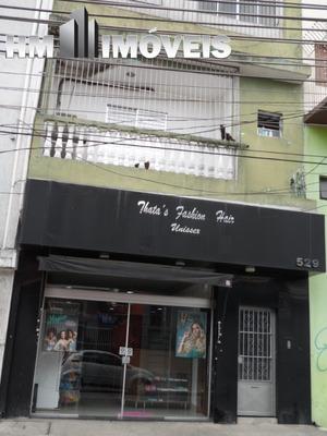 Vende Prédio Comercial Ao Lado Da Avenida Radial Leste, Próximo Ao Centro De São Paulo - Hmv2202 - 34180916
