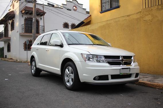 Dodge Journey Se 7 Pasajeros, Factura De Agencia