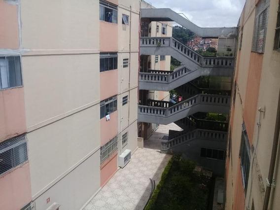 Apartamento Com 3 Dormitórios Para Alugar, 60 M² Por R$ 1.300/mês - Parque Pinheiros - Taboão Da Serra/sp. Confira! - Ap0333